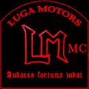 Motorcycle club Luga motors MC, Luga, Leningrad region, Russia
