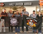 Bedouins MCC and Kingdom of Jordan Chapter Harley Owners Group, Jordan