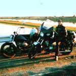 Trip on bikeshow MOTOyaroslavets 2004, Maloyaroslavets, the Kaluga region