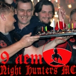 On December, 10th, 2011 motorclub Night Hunters MC has celebrated the 9th birthday