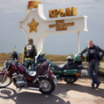 Bedouins MCC и Kingdom of Jordan Chapter Harley Owners Group, Иордания