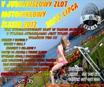 V Zlot Motocyklowy BAD PARTY ŚLESIN 2012