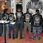 21 июня 2014 г. открытие Clubhouse Potfat MC г. Скопье, Македония